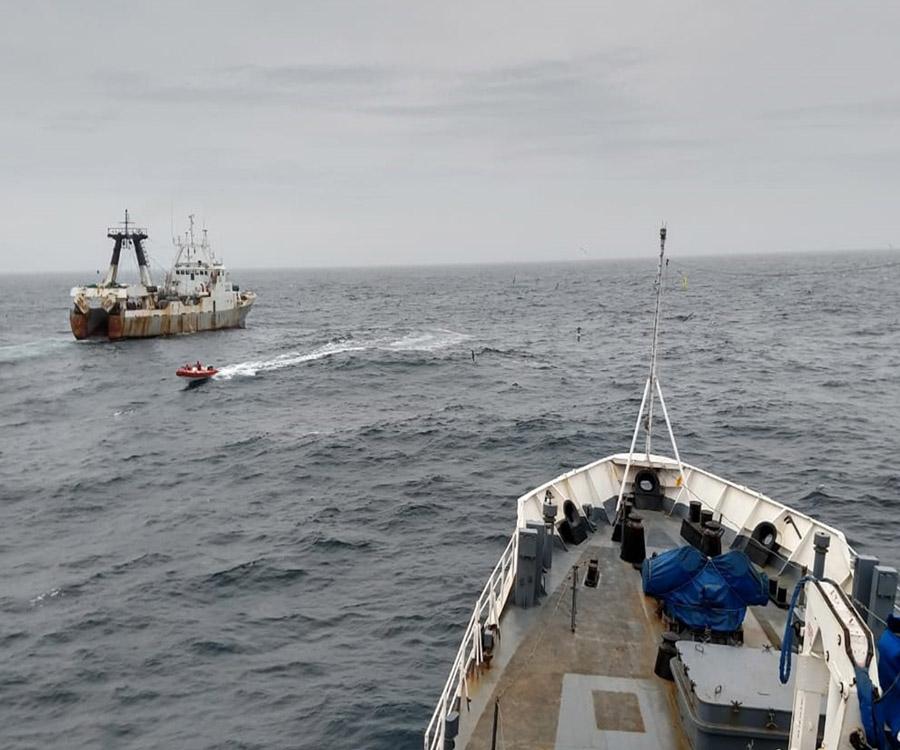 Preguntas sobre el subsidio argentino a los pesqueros ilegales que depredan el mar