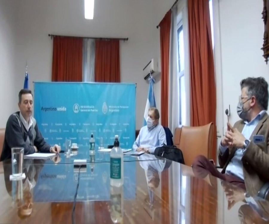 El Consejo Portuario Argentino analizó varios temas clave