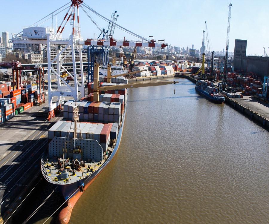 Nueva tecnología en la AGP para modernizar el puerto de Buenos Aires
