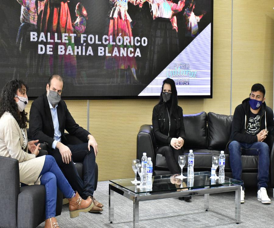 Bahía Blanca: relanzamiento de Puerto Cultural y presentación de la app Mi Puerto