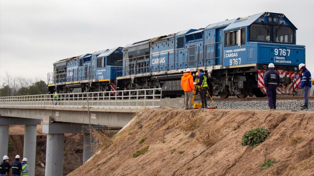 Adjudicaron las obras para la circunvalación ferroviaria de la ciudad de Santa Fe
