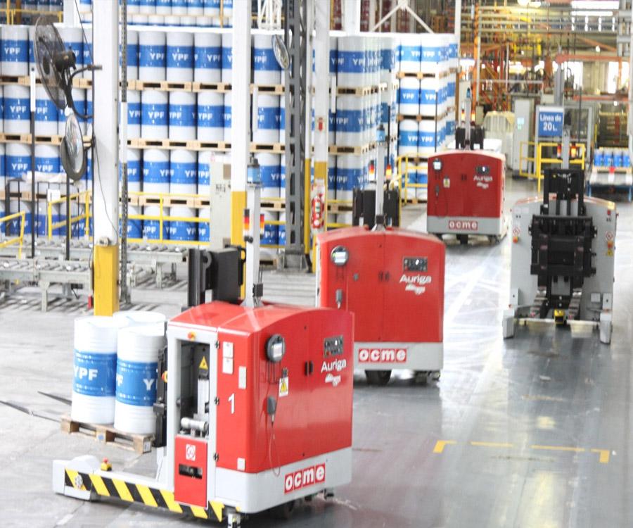 YPF incrementó un 90% la distribución de lubricantes
