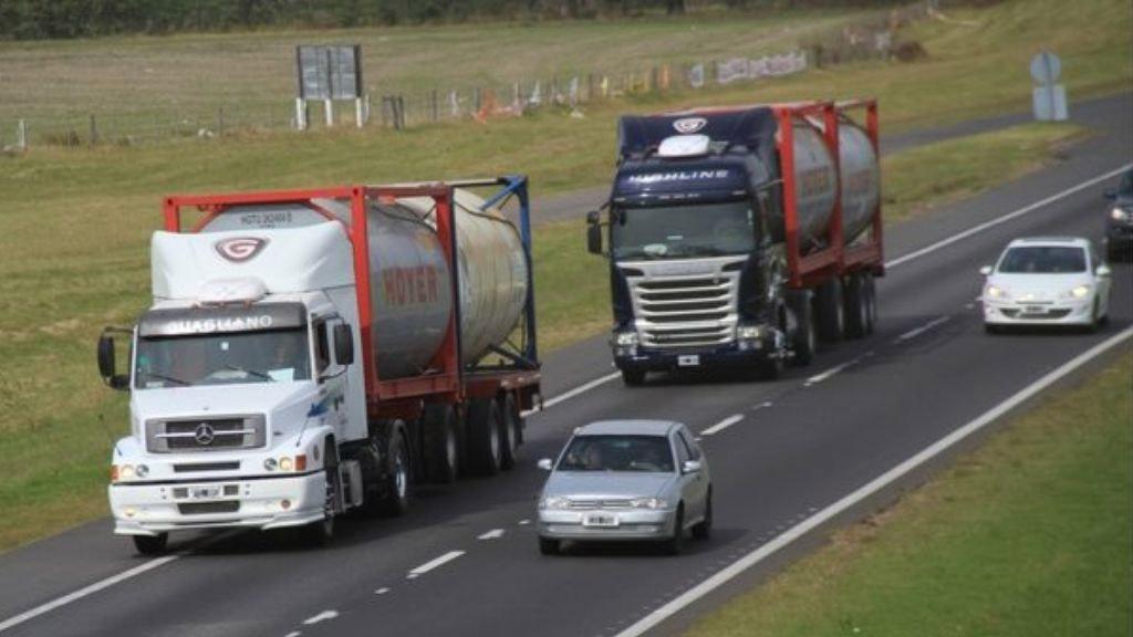 Los costos del transporte de carga aumentaron un 33,6% en lo que va de 2021