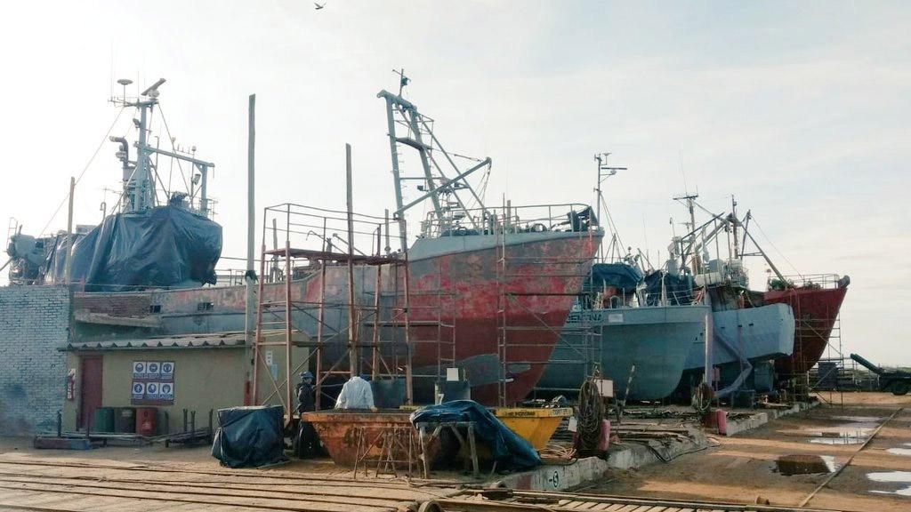 Sandra Cipolla destacó la capacidad de la industria naval argentina