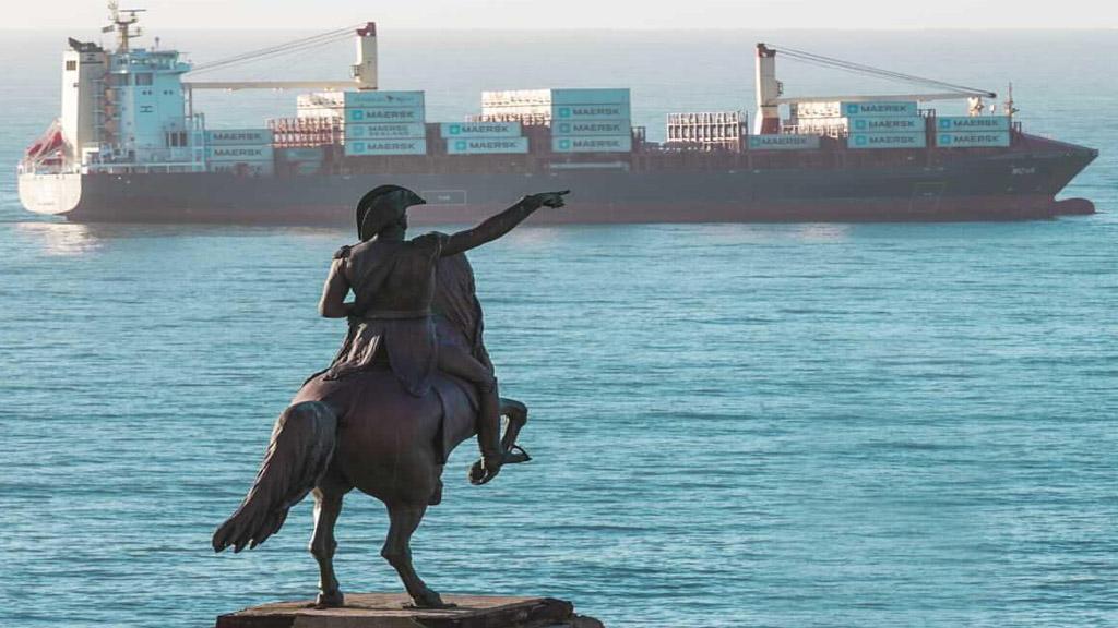 La Argentina marítima y el rumbo que sigue marcando José de San Martín