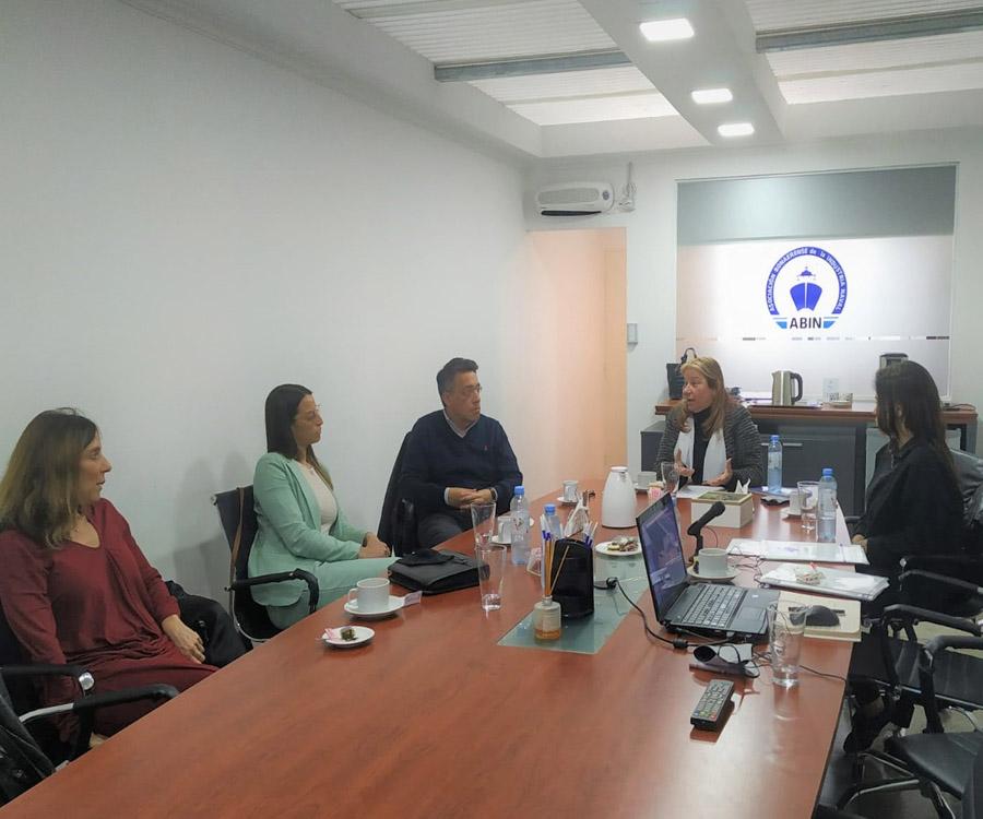 Primera reunión de la Comisión de Género y Diversidad de la ABIN