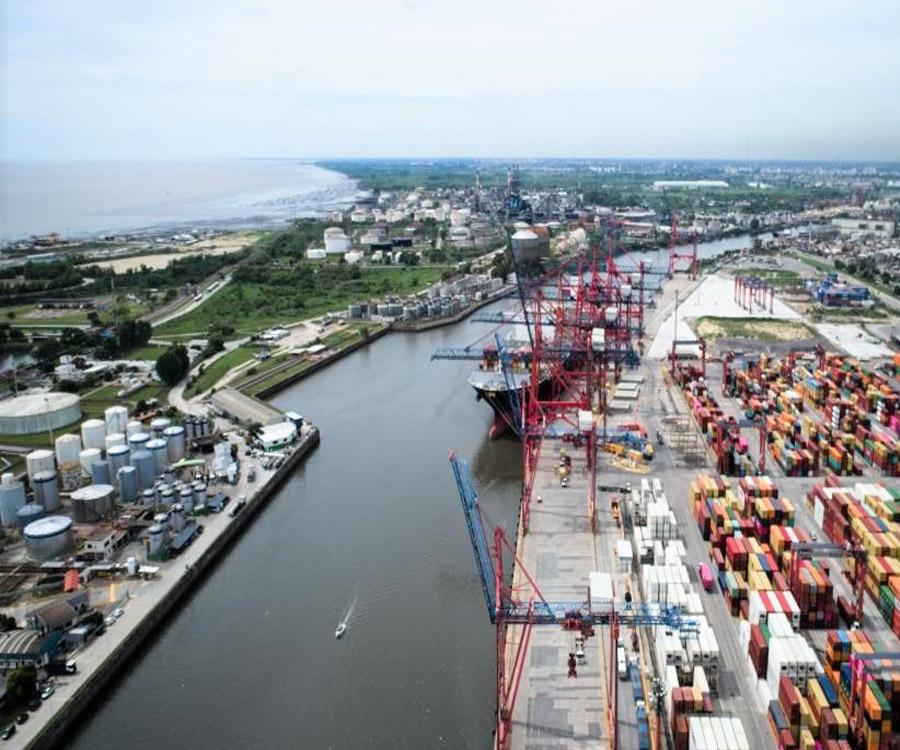 Dock Sud será el primer puerto del país en certificar los Objetivos de Desarrollo Sostenible