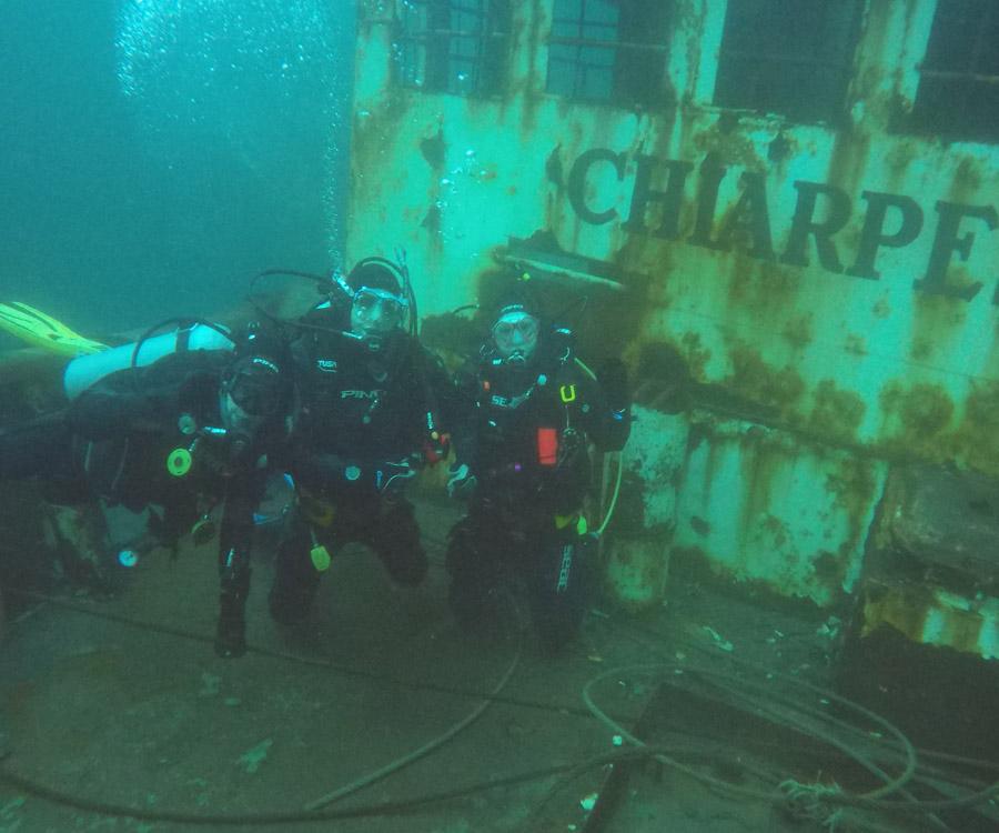 Proyectan un circuito de buceo por 4 provincias como homenaje a la gesta de Malvinas