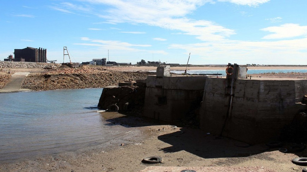 Río Negro: habilitan la dársena de Punta Colorada para reactivar la pesca artesanal