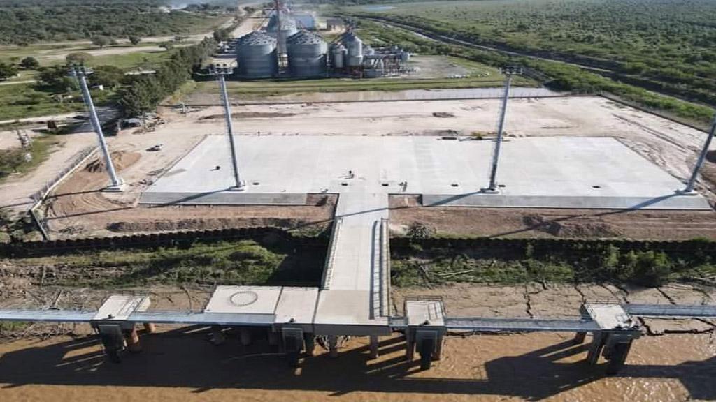 Puerto Las Palmas: se licitó la terminal de cargas y se avanza en la habilitación
