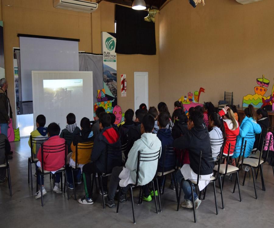 Comienza el ciclo 2021 de visitas guiadas en Puerto Quequén