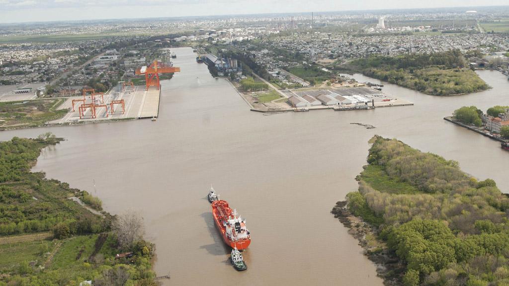 Video: el Consorcio de Gestión del Puerto de La Plata celebra sus primeros 22 años