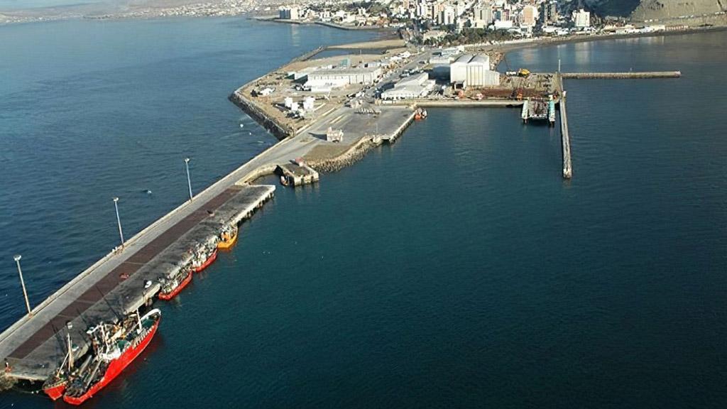 Presentarán en Nación el proyecto de dragado del puerto de Comodoro Rivadavia
