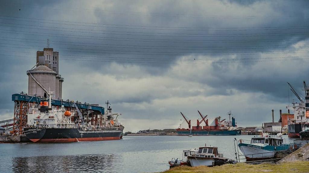 Puerto Quequén: las exportaciones de granos crecieron 60% interanual en septiembre
