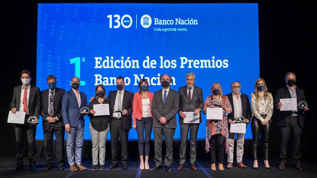 Astilleros SPI fue distinguido por el Banco de la Nación Argentina