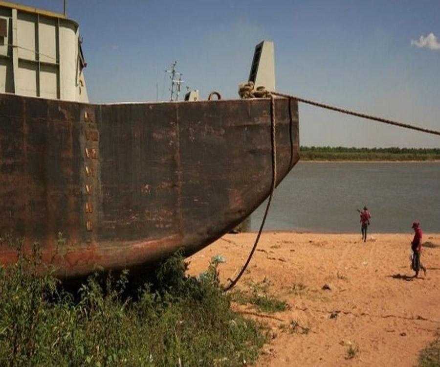 Tribuna prestada: la BBC y los tres problemas inesperados de la bajante del Paraná
