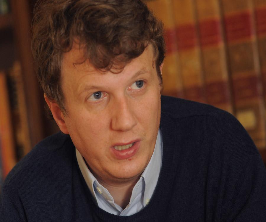 Entrevista: Pieter Jan de Nul habló de Hidrovía, bajante, canal Magdalena y puertos del sur