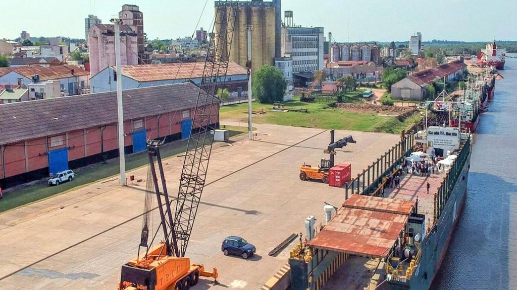 Ciudades de la región del río Uruguay reclaman contenedores para exportaciones