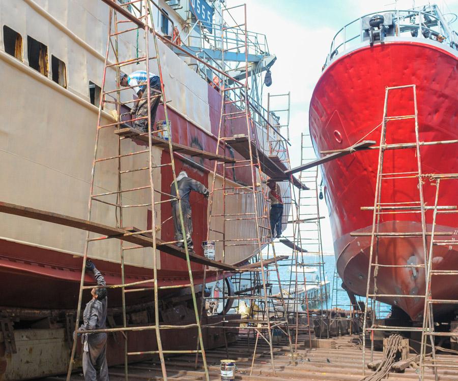 El Gobierno destina $ 10.000 millones para financiar la compra y construcción de buques