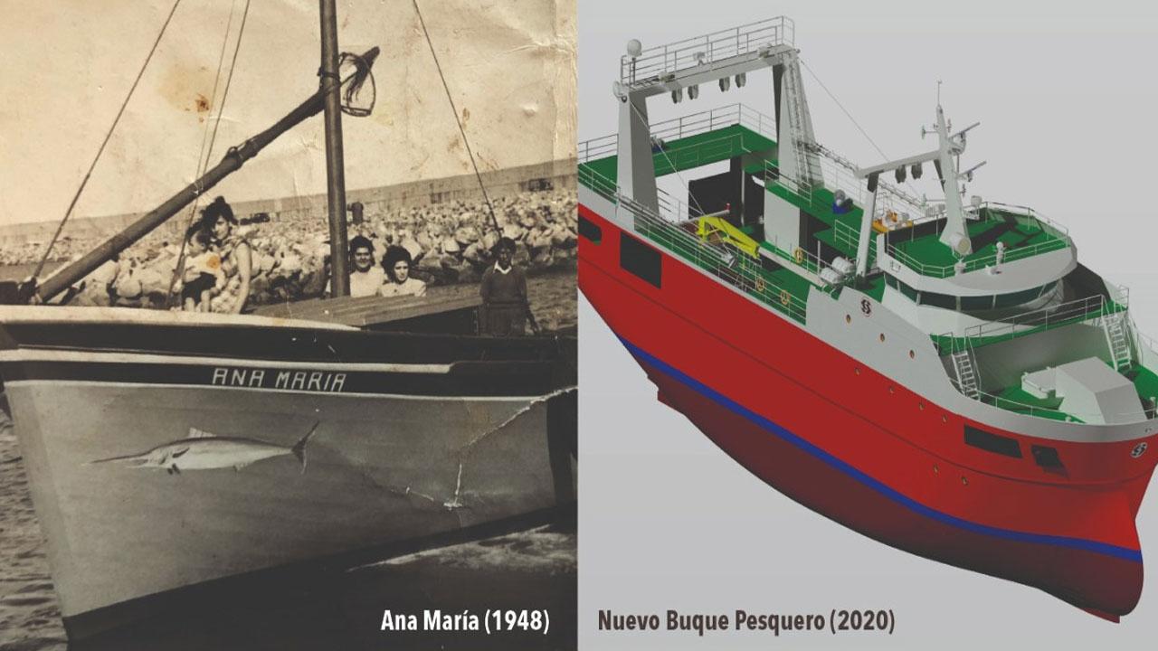 Después de 30 años el Grupo Solimeno sumará nuevo pesquero construido en Mar del Plata