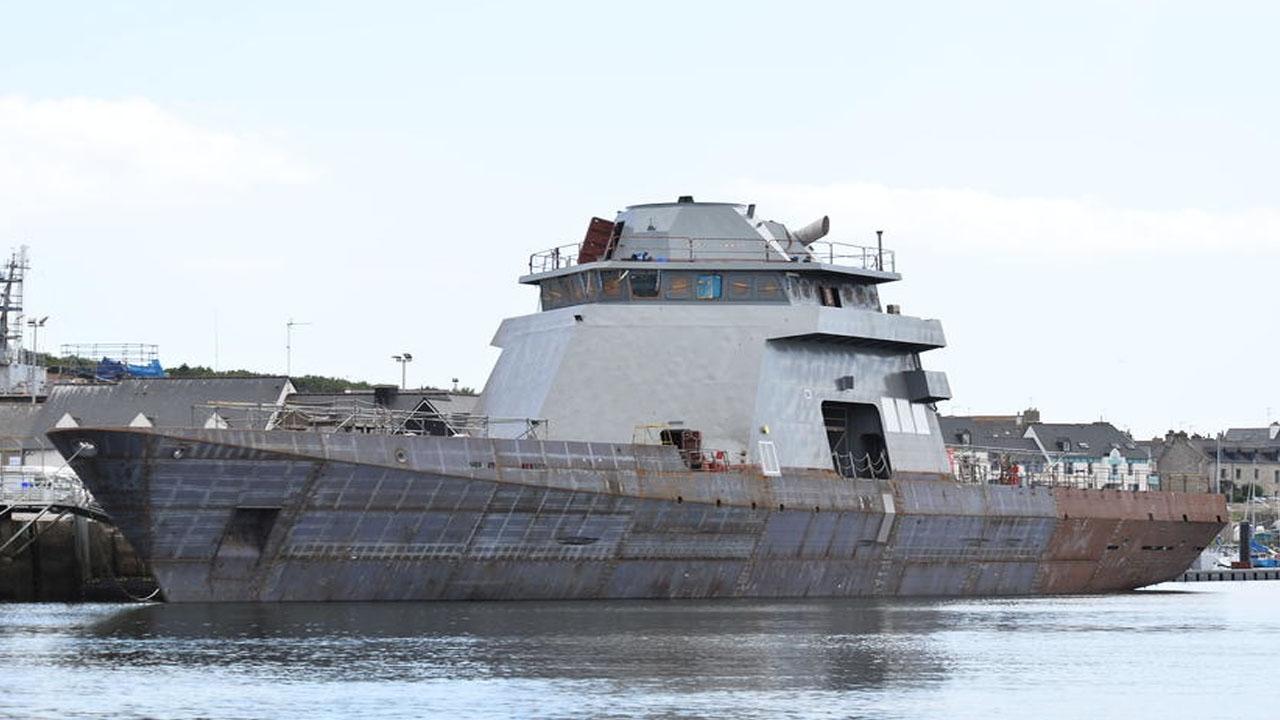 Avanza la construcción de dos buques para el control de la pesca ilegal en el Mar Argentino