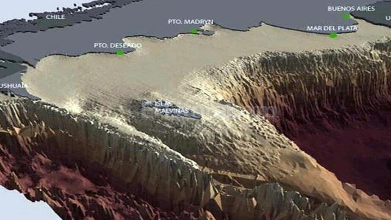 El frente del talud marino argentino se está reduciendo y piden medidas para protegerlo