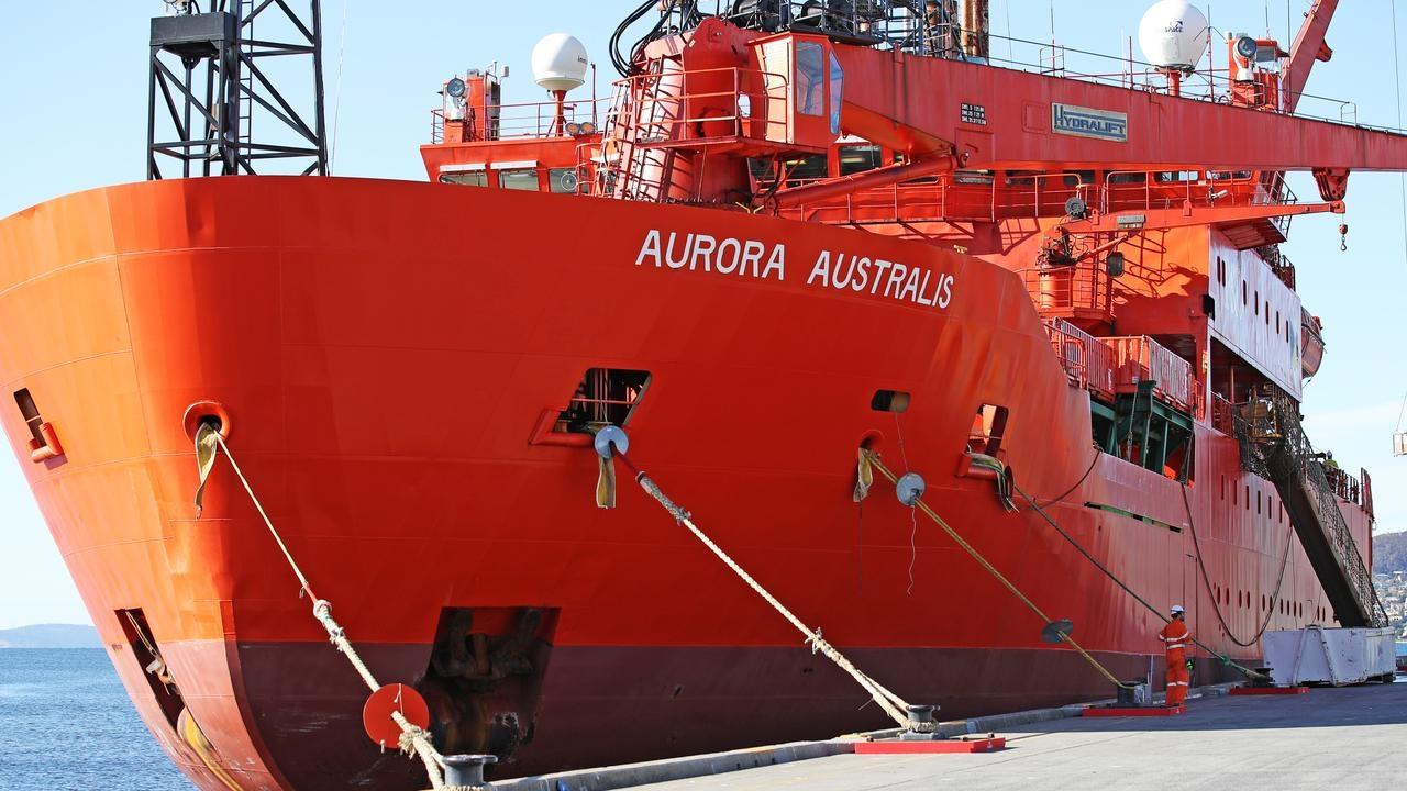 ¿Se cayó la incorporación del rompehielos Aurora Australis a la Armada Argentina?