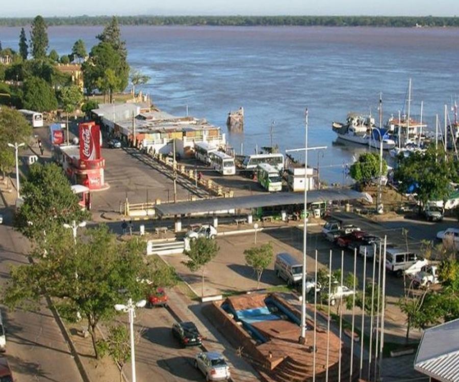 Buscan que Corrientes sea el último puerto del Paraná con salida al mundo