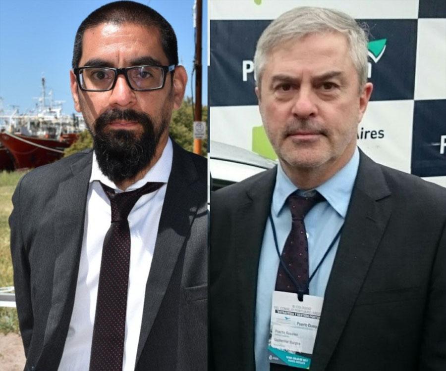 Rodrigo Aristimuño reemplazó a Guillermo Burgos en la presidencia de Puerto Rosales