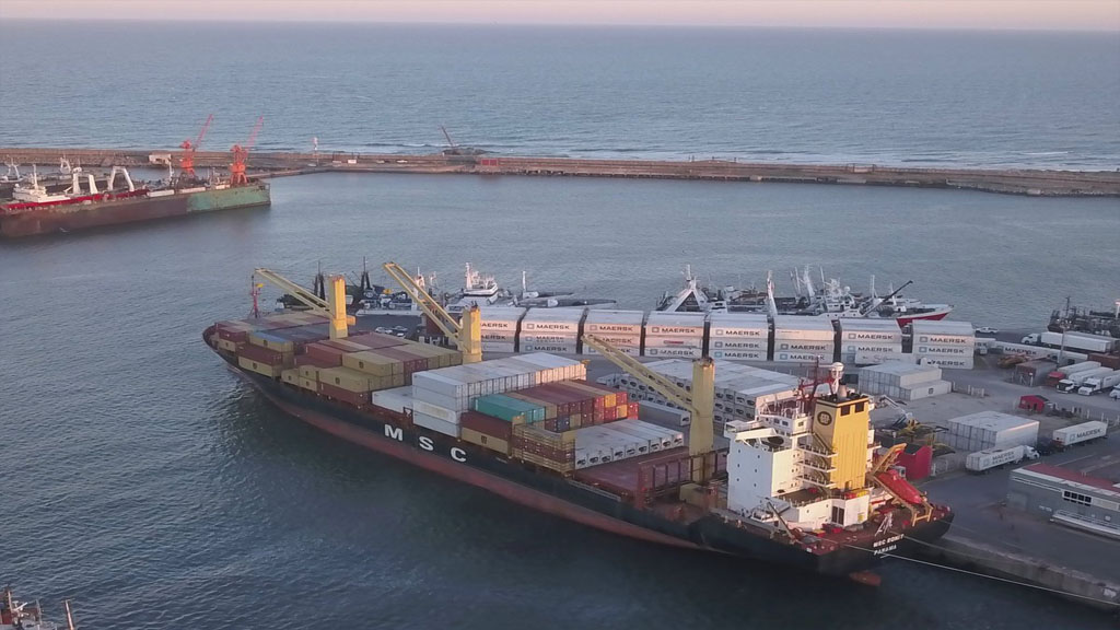 Recrucede en Mar del Plata la sangría de contenedores hacia otros puertos del país