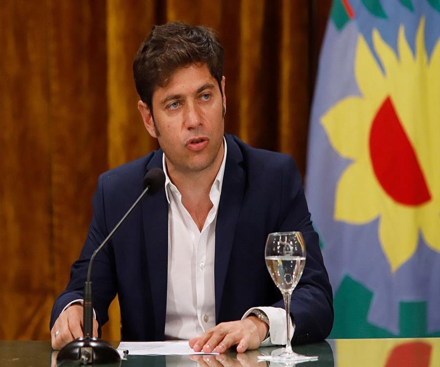 Axel Kicillof volverá a la carga por una Ley de Puertos en la Provincia de Buenos Aires