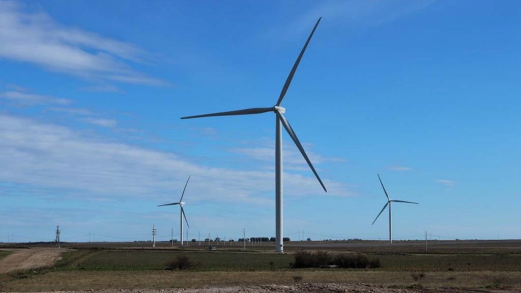 Fue inaugurado el parque eólico Vientos del Secano en el sur de la provincia de Buenos Aires