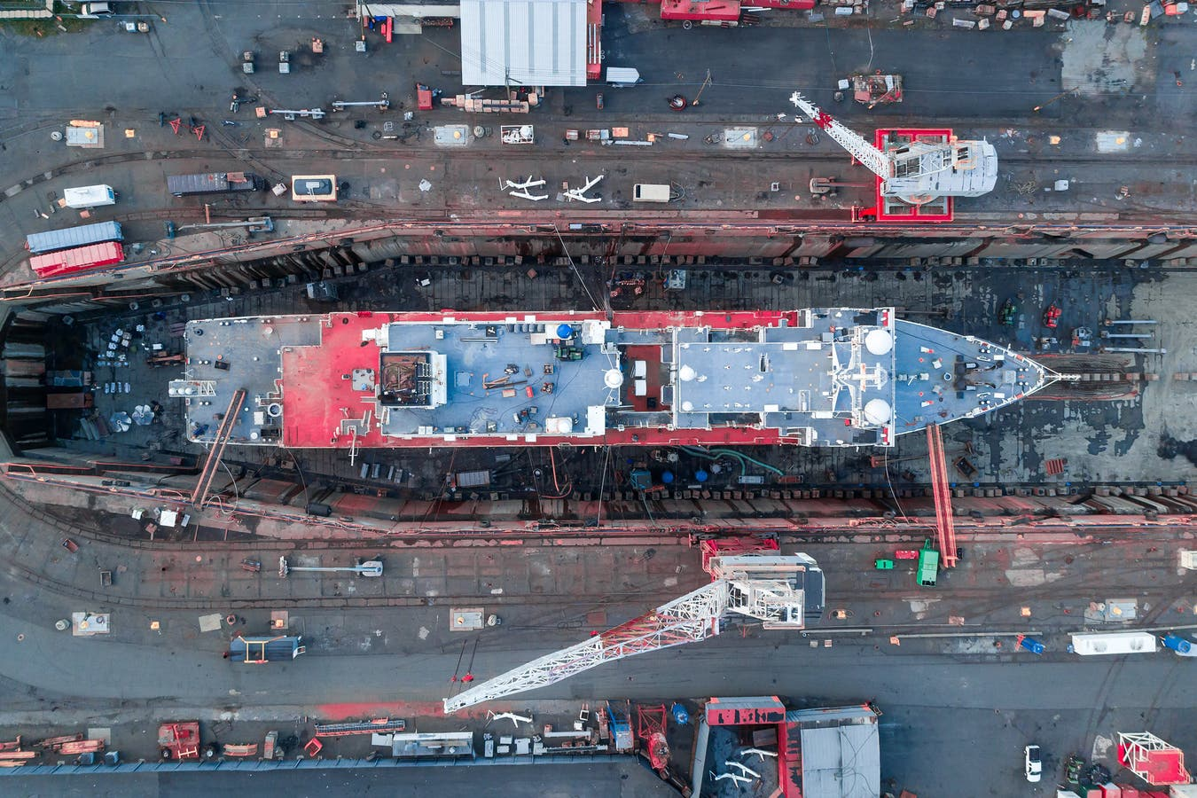 La ABIN dijo que un país como Argentina no puede desarrollarse sin su industria naval