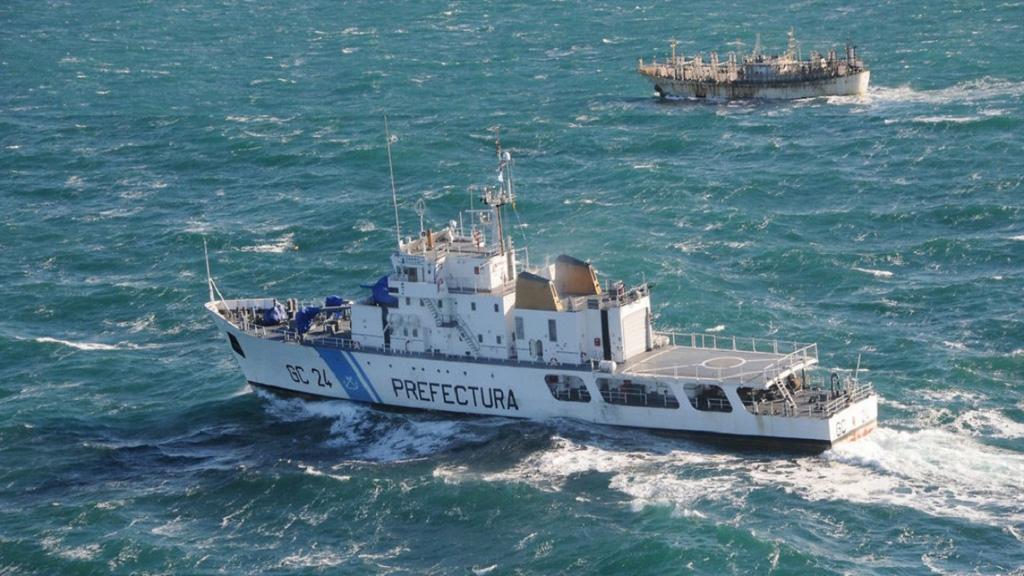 Cinco definiciones de Sabina Frederic sobre la pesca ilegal en el Mar Argentino