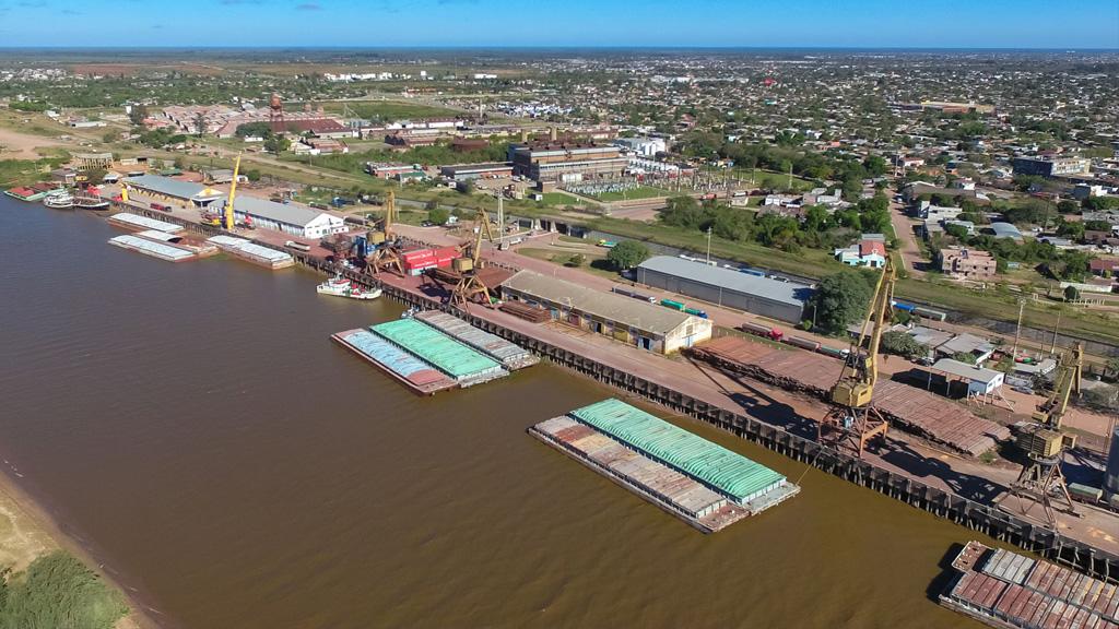 Detalle de las obras que Nación acordó para el puerto de Barranqueras