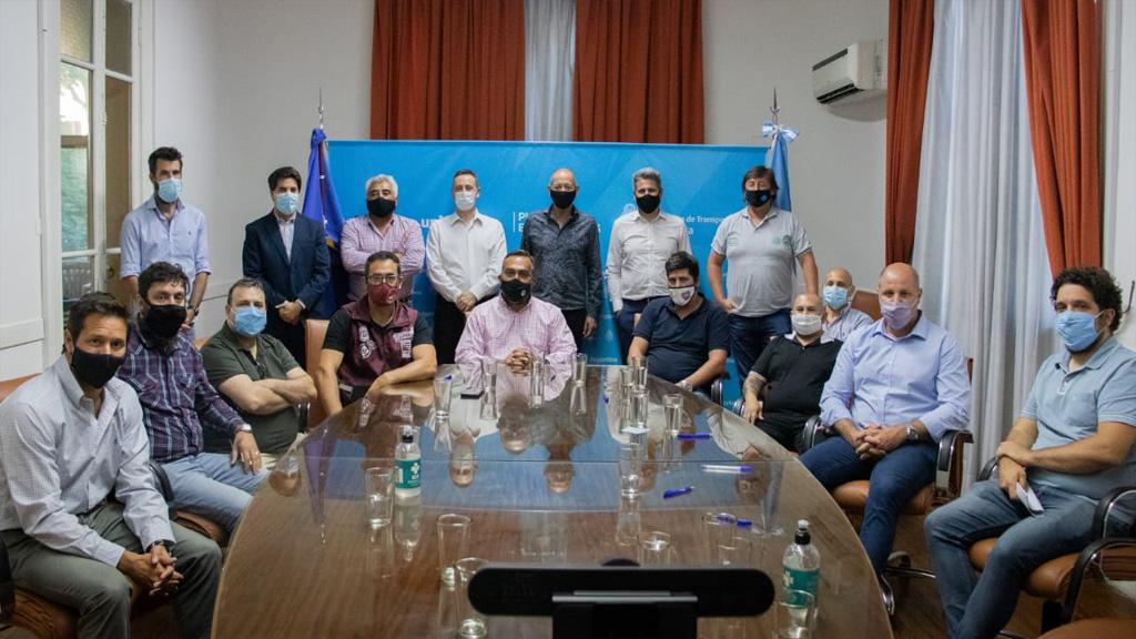 Quedó ratificada la continuidad laboral de los trabajadores de la terminal 5