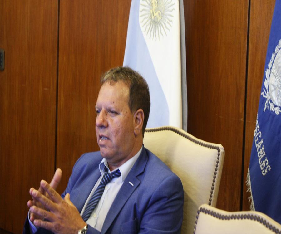 """Cabrera aseguró que la decisión de hacer el canal Magdalena """"ya está tomada"""""""