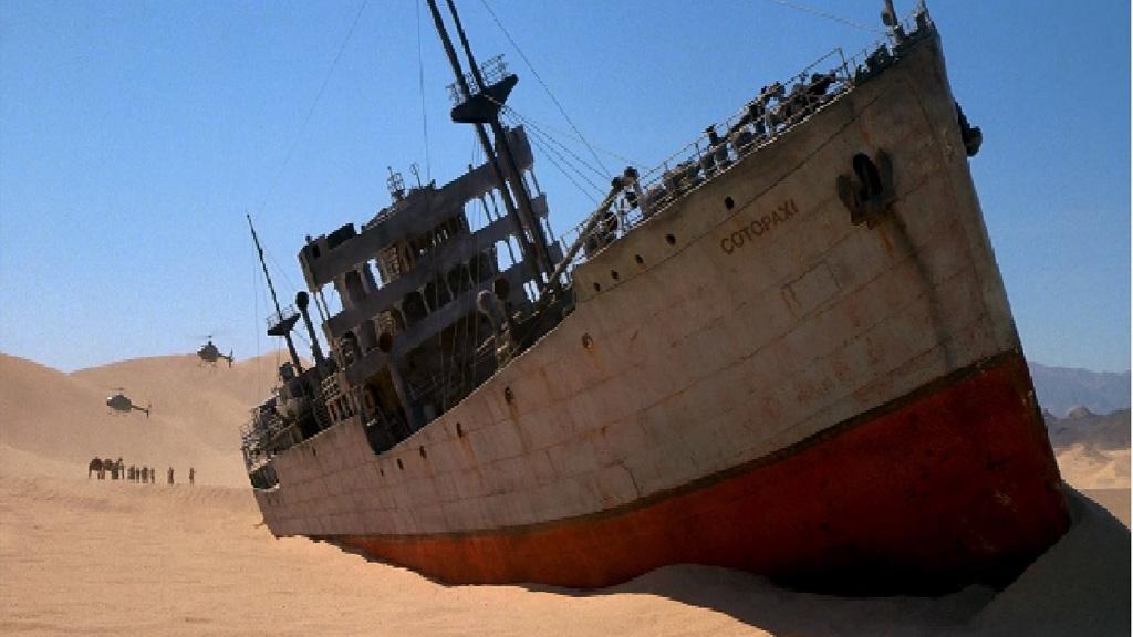 El centenario naufragio que desacredita las teorías sobre el Triángulo de las Bermudas
