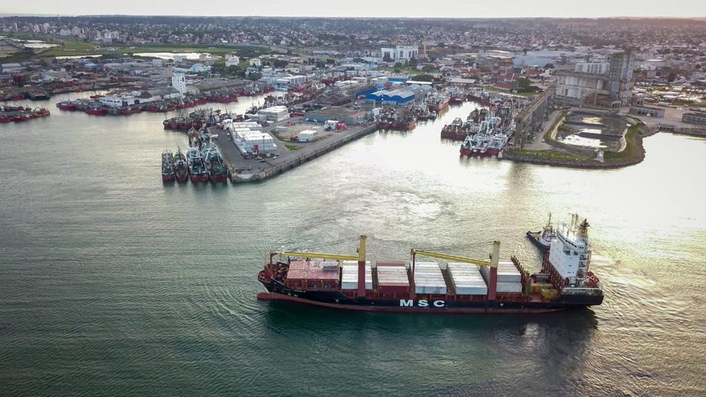 Se publicó el llamado a licitación para el dragado del puerto de Mar del Plata