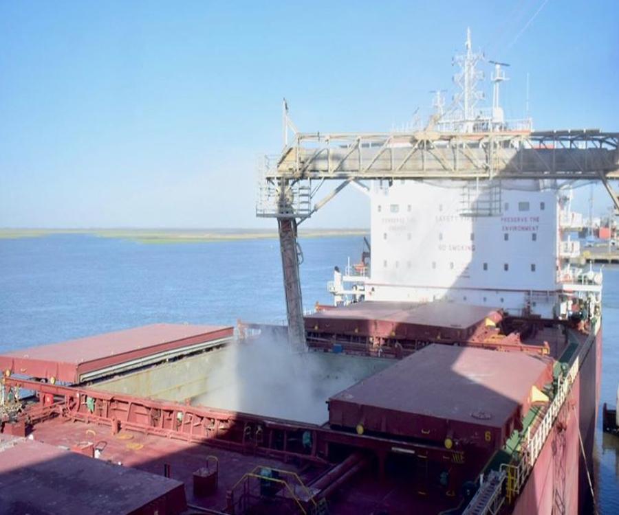 Las reservas de granos hacen que el paro del campo aún no se sienta en los puertos