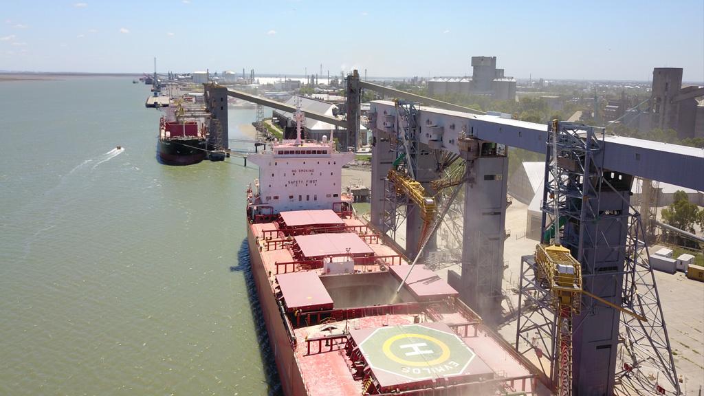 El puerto de Bahía Blanca anunció fuertes inversiones para 2021