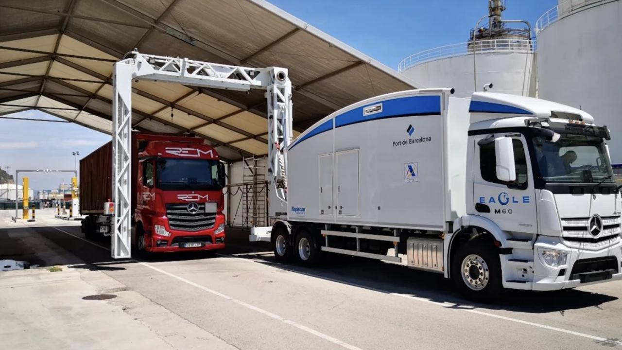 Avanza la licitación para la compra de un escáner móvil en el puerto de Bahía Blanca