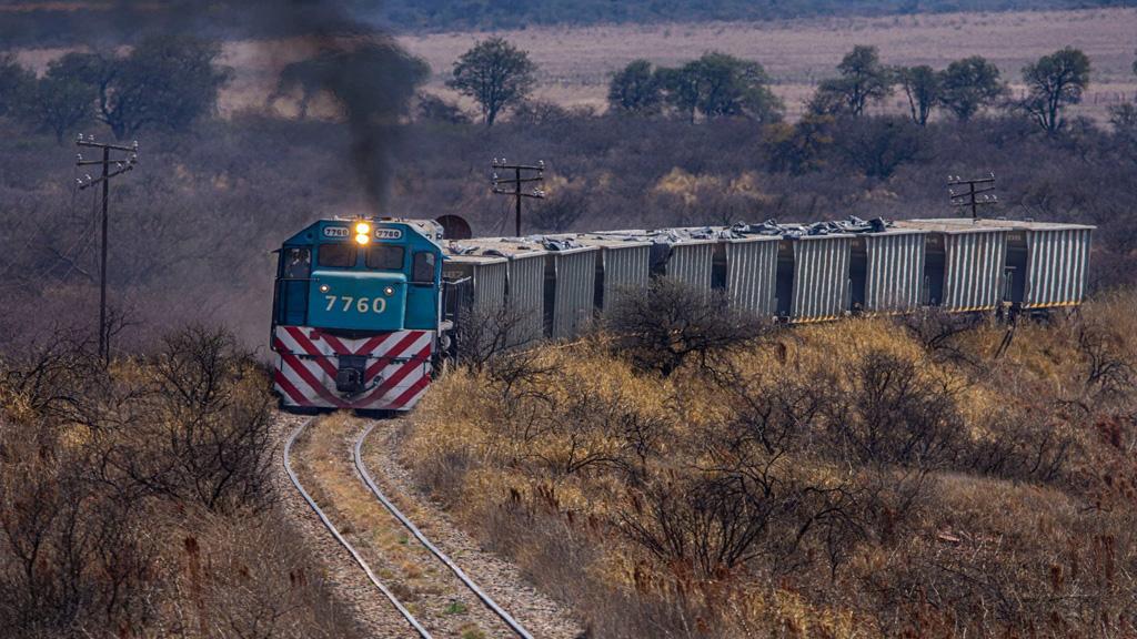 """""""A comienzos de 2022 empezarán las obras del ramal ferroviario Bahía Blanca - Vaca Muerta"""""""