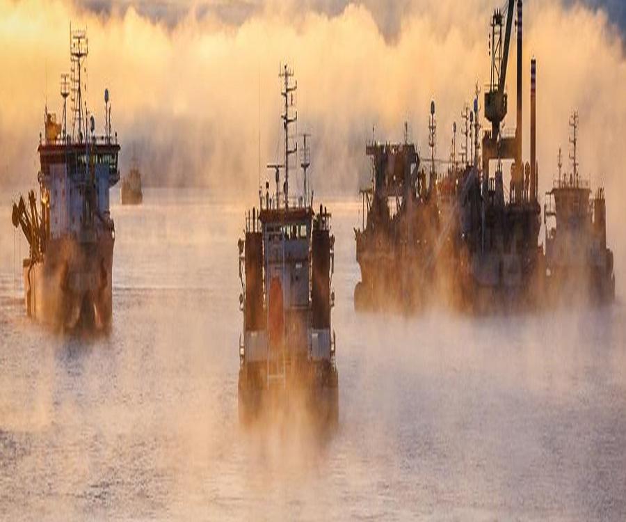 Cómo son las dos nuevas dragas que Jan De Nul incorpora a su flota internacional