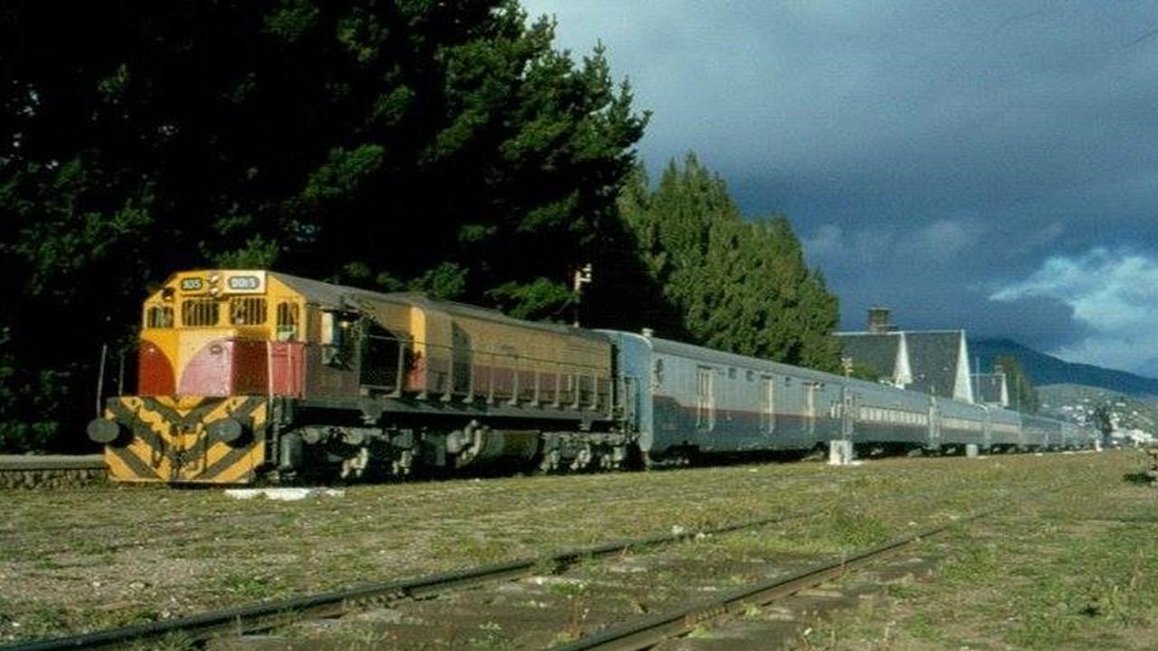 Evalúan el regreso del tren de pasajeros entre Plaza Constitución y Bariloche