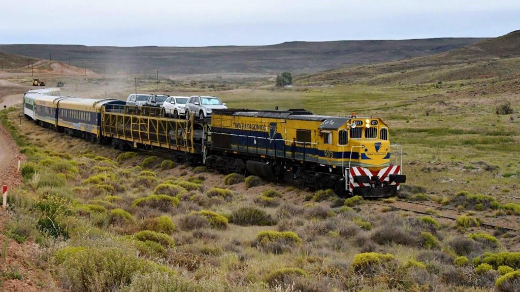 Gestiones de Tren Patagónico SA por el servicio entre Buenos Aires y San Carlos de Bariloche