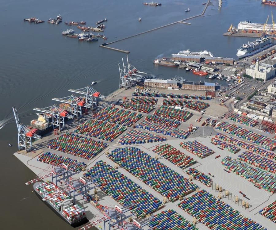 El puerto de Montevideo suma inversiones que pueden resultar decisivas