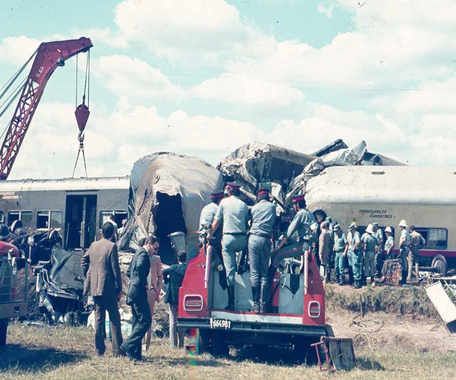 A 40 años de una de las peores tragedias ferroviarias de la Argentina