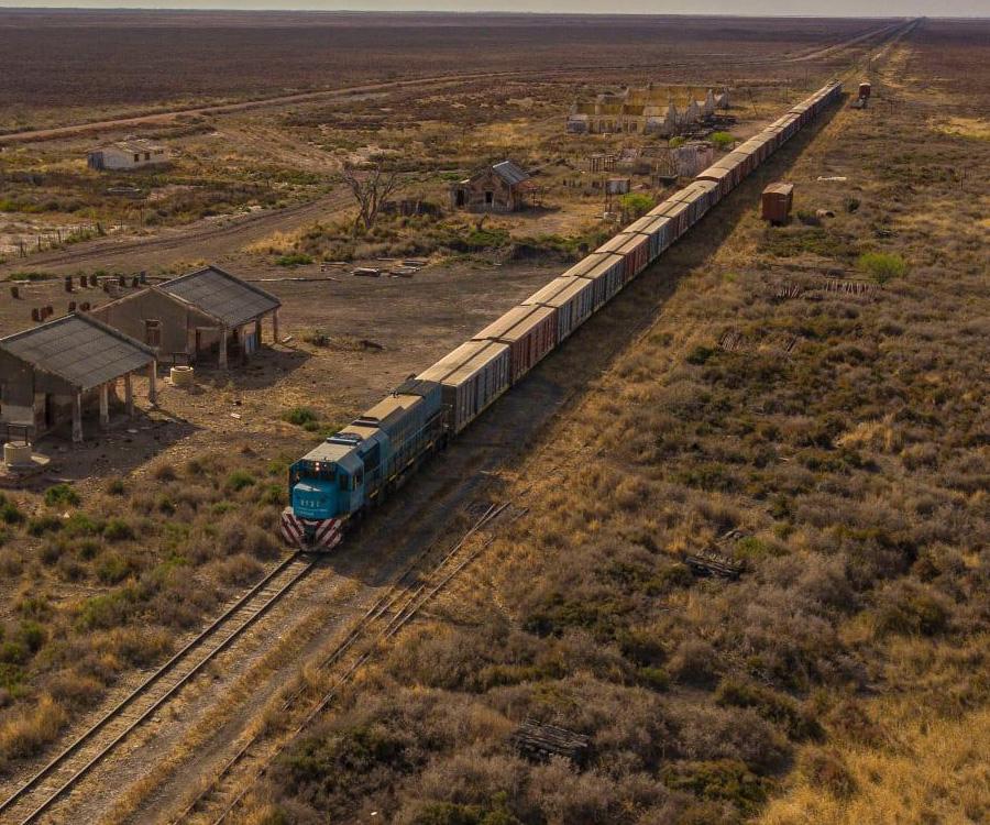 Informe especial: los trenes perdieron carga en 2020 por el mal año de las empresas privadas