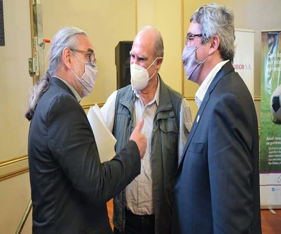 Alvaro dijo que Puerto Quequén quiere sumar pesca y tráfico de contenedores